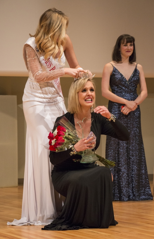 SGA president crowned Miss Ball State