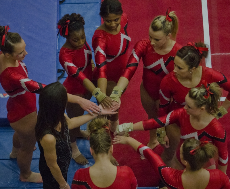 GYMNASTICS: Winless season could see first victory this weekend