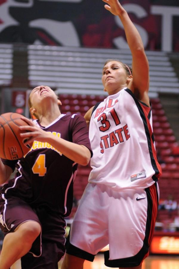 WOMEN'S BASKETBALL: Ball State gets balanced attack in win