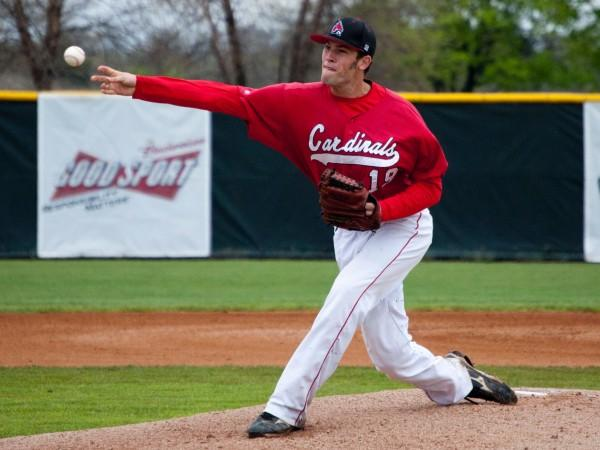 BASEBALL: Cardinals respond with series finale win over Chippewas