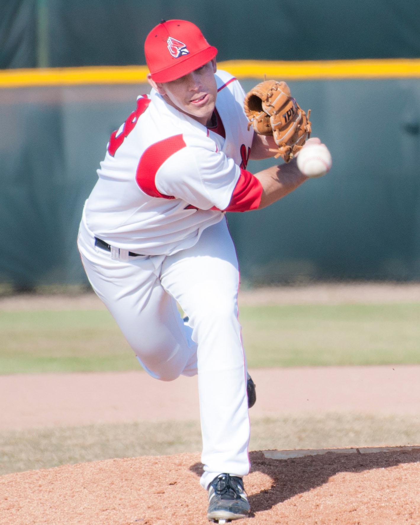 BASEBALL: Bullpen fuels pitching staff