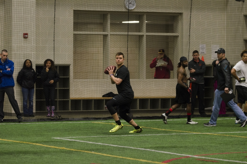 Ball State's Pro Day attracts scouts from 21 NFL teams