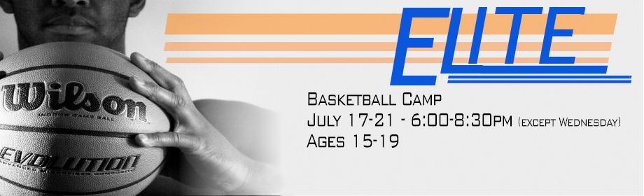 2017 Boy's Elite Basketball Camp