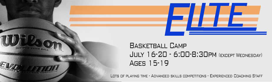 2018 Boy's Elite Basketball Camp