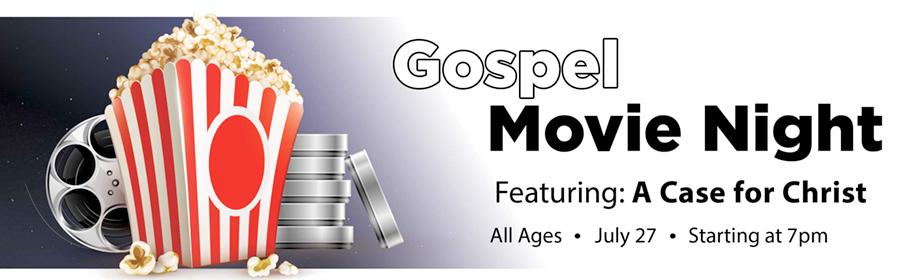 Gospel Movie Night