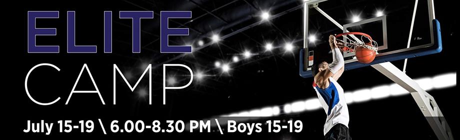 2019 Boy's Elite Basketball Camp