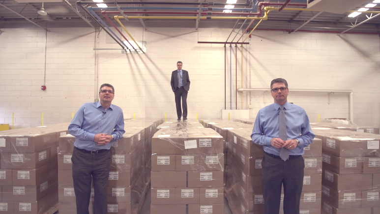Watch our company video;Watch our book tour video