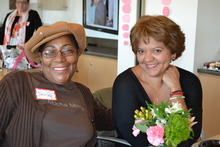 Display photo for Looking Beyond the Pink Ribbon at CancerCare's Breast Cancer Brunch