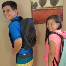 Display photo for CancerCare's Back-to-School Program Supports Families Coping with Cancer