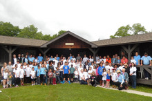 Display photo for Families Heal Together at the Seventh Annual Healing Hearts Family Bereavement Camp [Part 1]