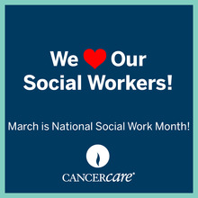 Display photo for Celebrating Social Workers: CancerCare's Interns Reflect on Their Experience