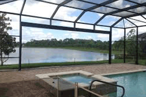 panoramic pool enclosures