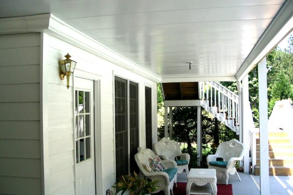 under deck ceilings