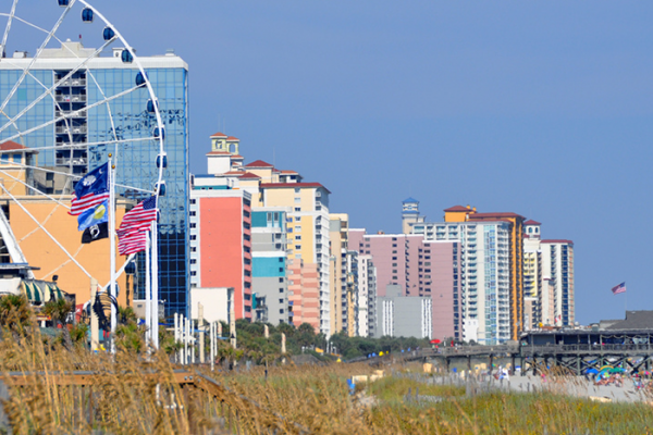 Myrtle beach home additions