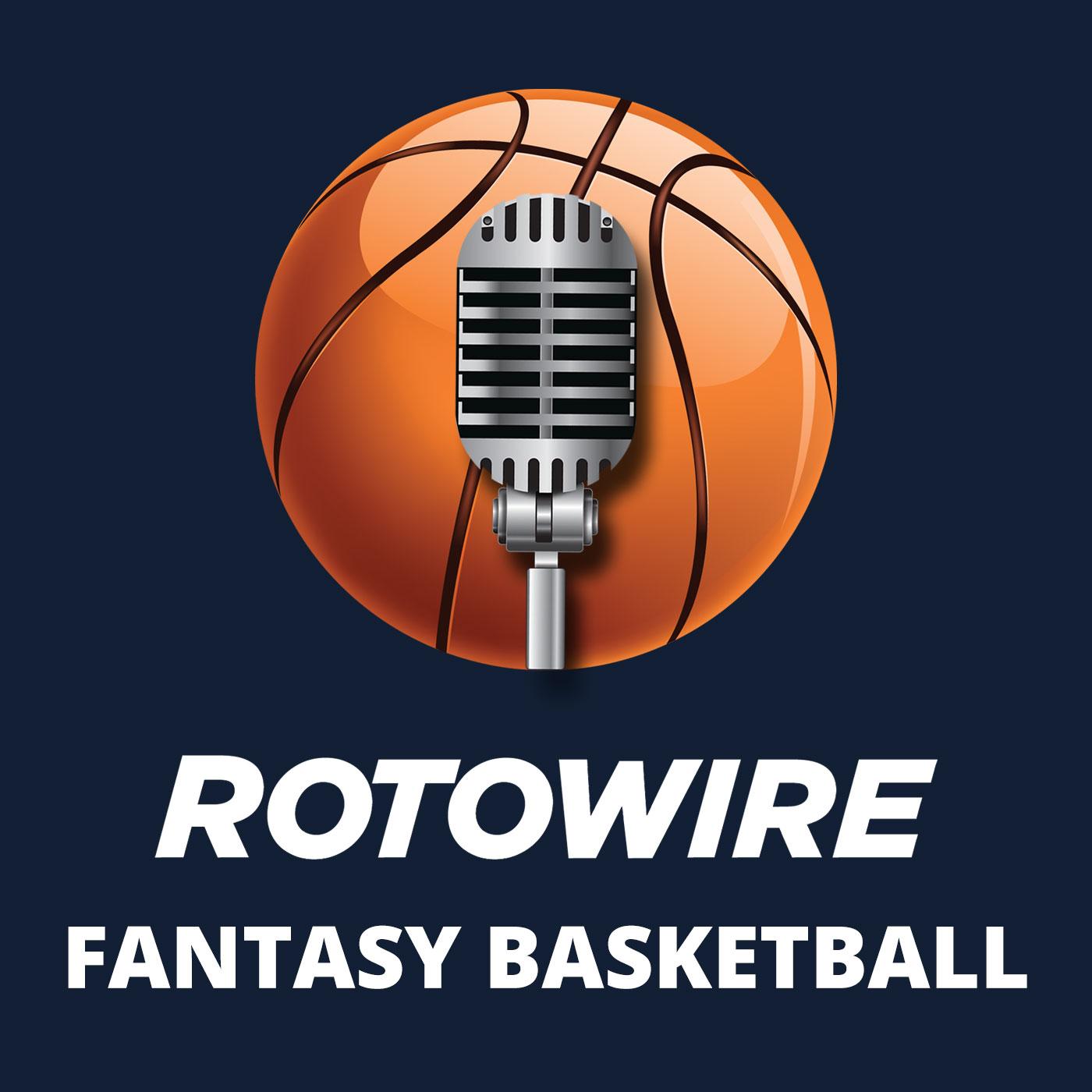 <![CDATA[RotoWire Fantasy Basketball Podcast]]>