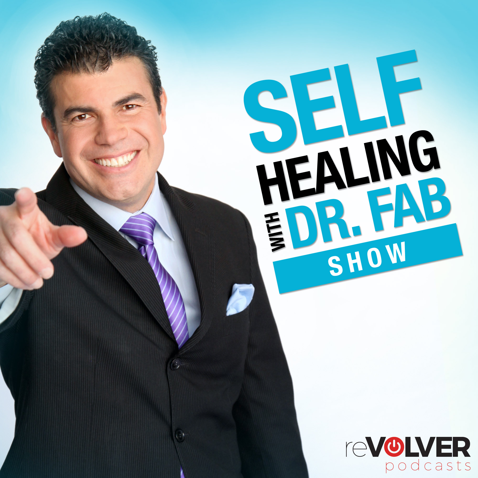 <![CDATA[Self Healing with Dr. Fab]]>