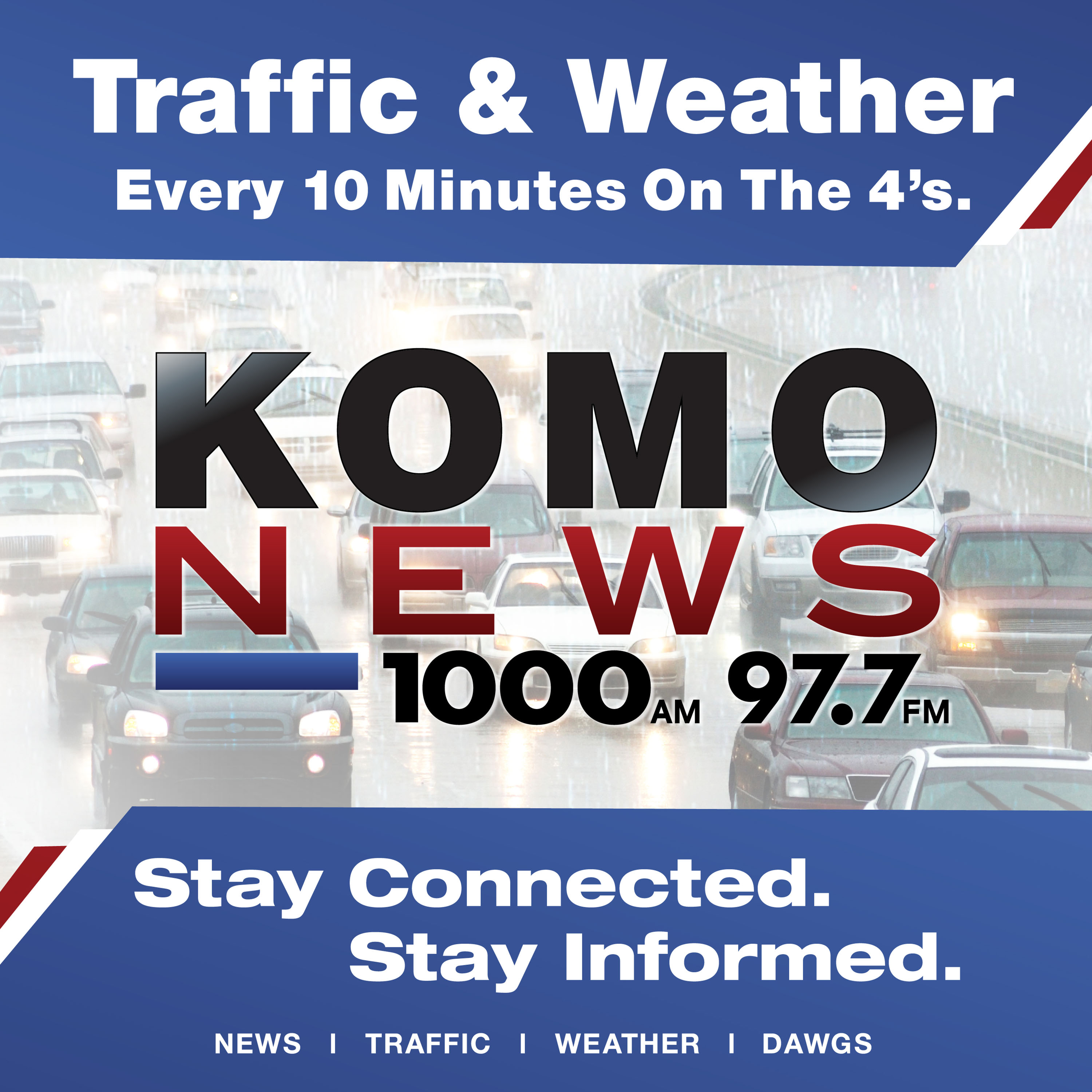 KOMO Hourly Update podcast