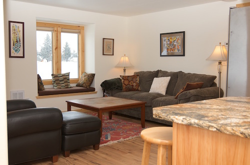 Winthrop Wa Lodging At Little Bear With Central Reservations