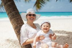 Vakantie checklist baby