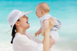 Baby Vakantie checklist