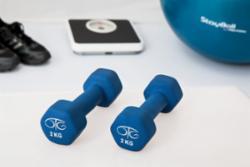 Checklist fitness oefeningen