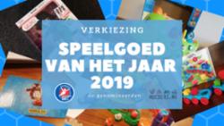 Genomineerden Speelgoed van het jaar 2019