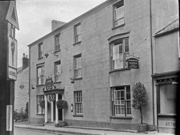 The Clifford Arms Hotel, Chudleigh, Devon
