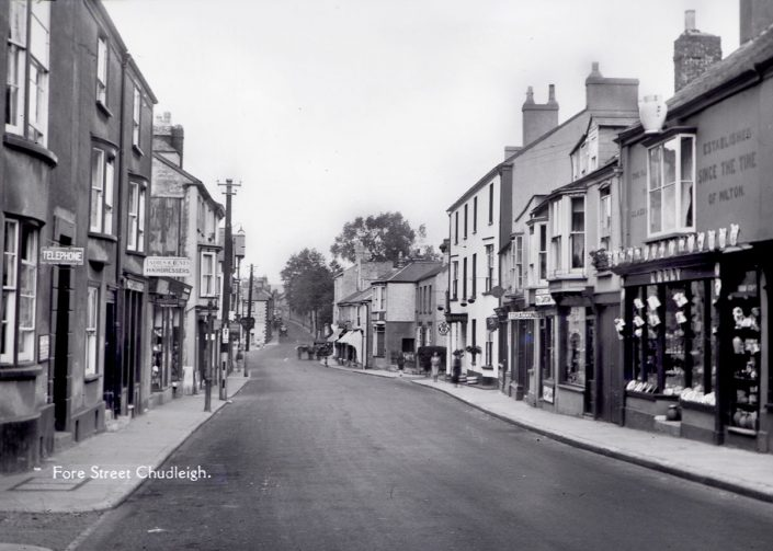 Fore Street, Chudleigh