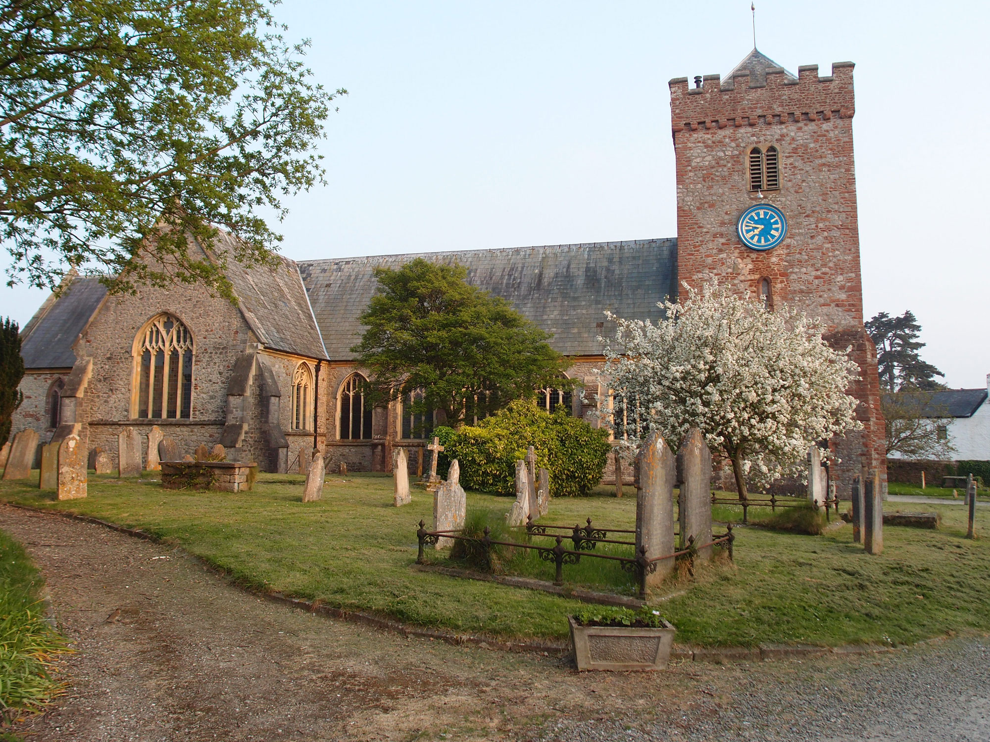 Chudleigh Parish Church, Devon