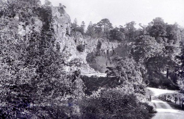 Quarry Rocks, Chudleigh, Devon