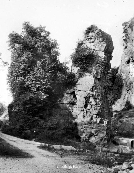 Chudleigh Rocks & Figure, Chudleigh, Devon
