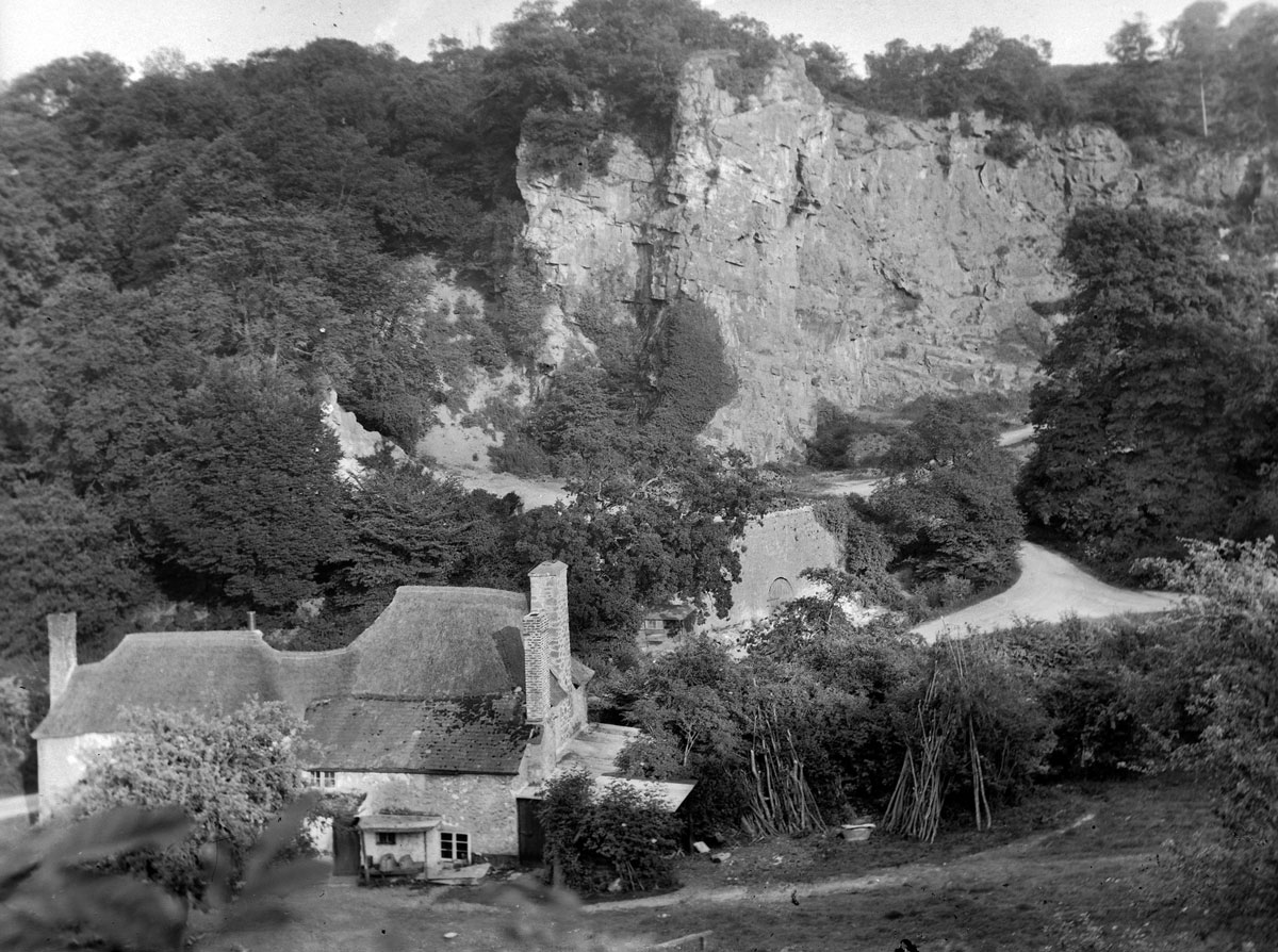 Cottage, Chudleigh Rocks, Devon