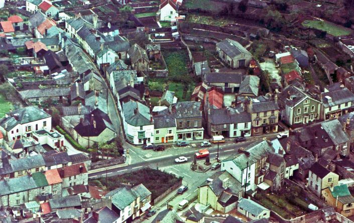 Town Square, Chudleigh, Devon