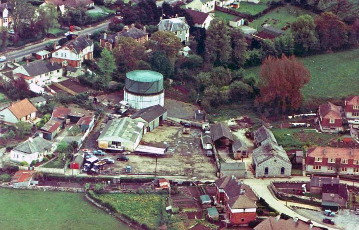 Skaigh Engineering & Gas Works, Oldway Lane, Chudleigh, Devon