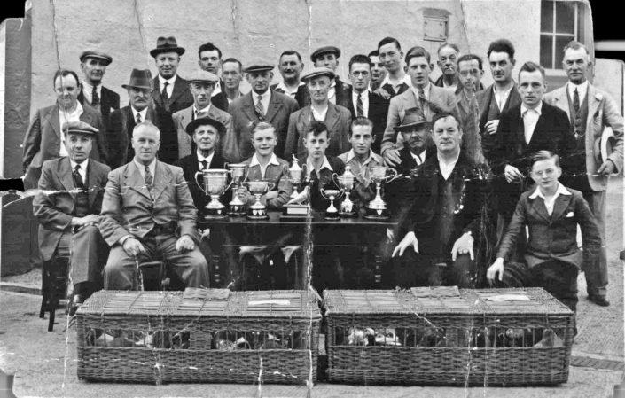 1937 - Chudleigh Pigeon Club