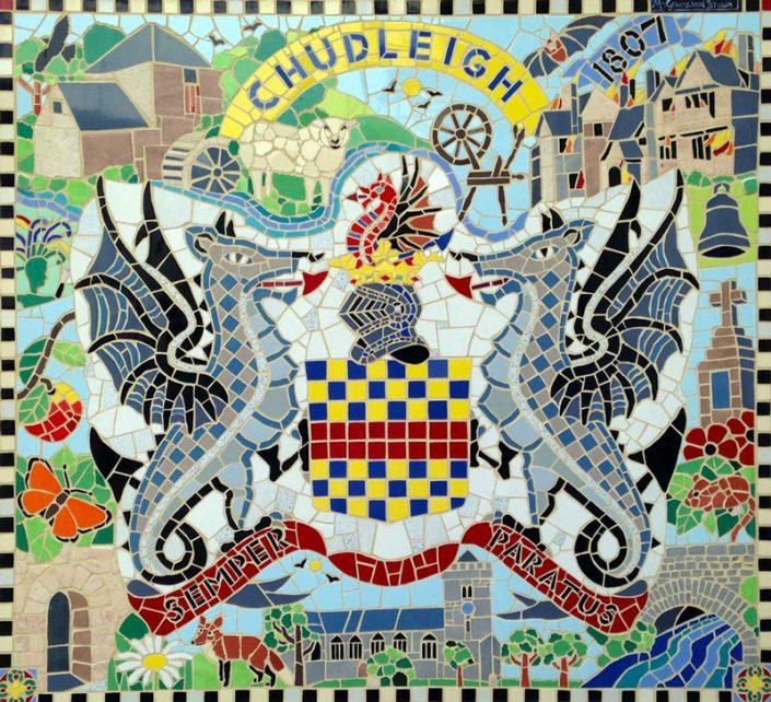 Chudleigh Mosaic