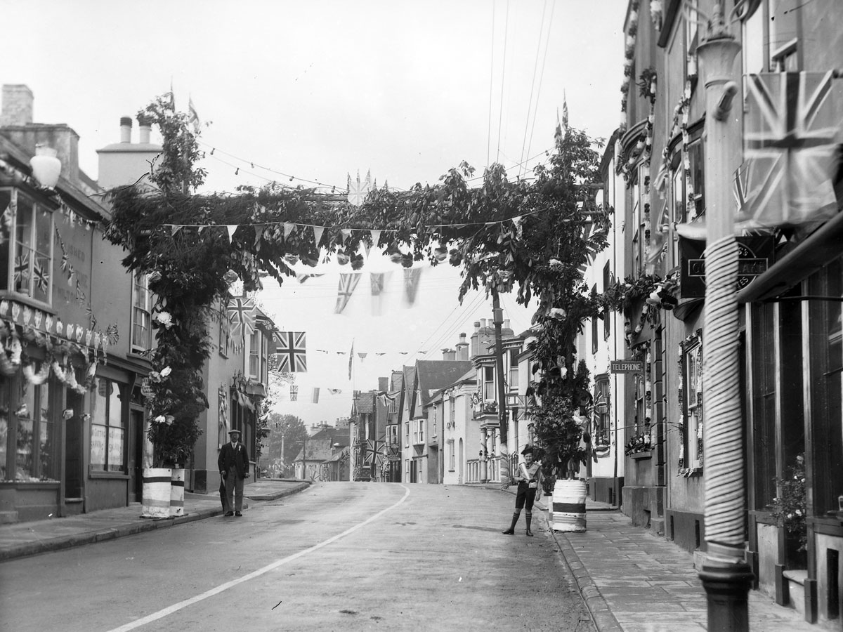 1935 - King George V Silver Jubilee, Fore Street