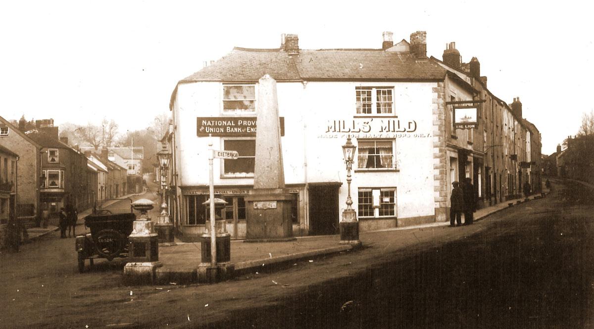 1923 - The Square
