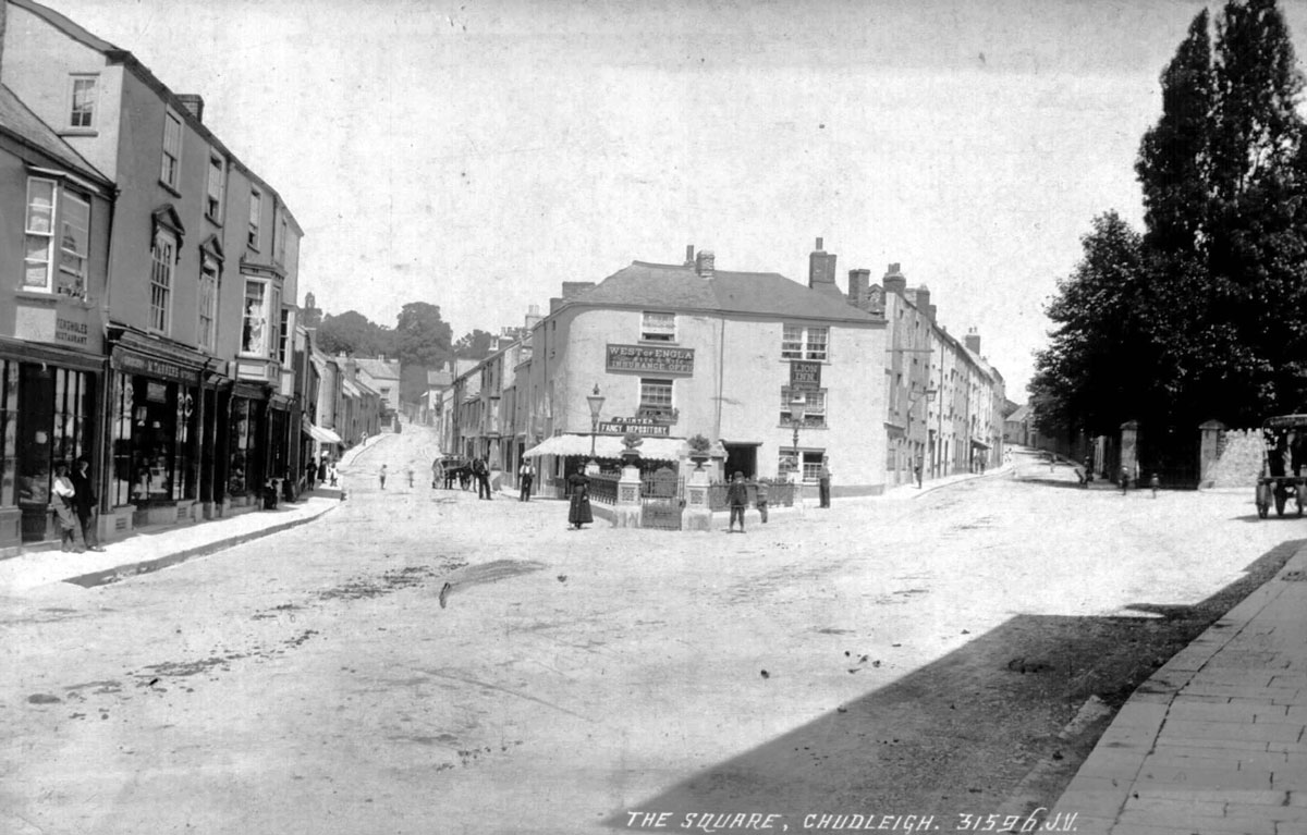 1905 - The Square, Chudleigh