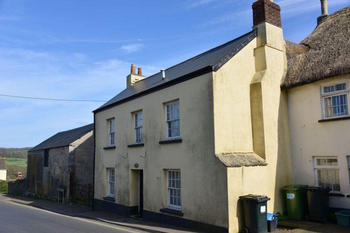 1 New Exeter Street, Chudleigh, Devon