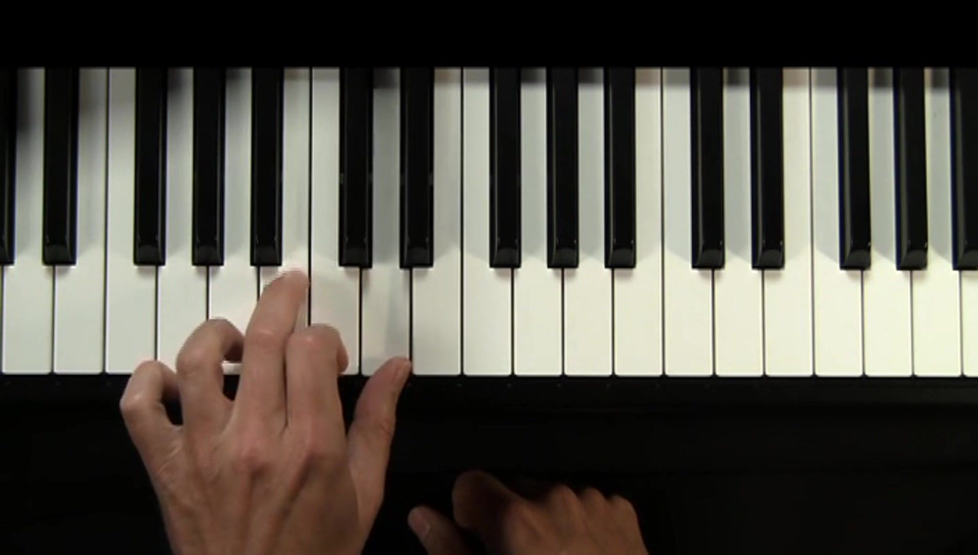 The piano guy video on demand store chapter 2 basic chords chapter 2 basic chords hexwebz Gallery