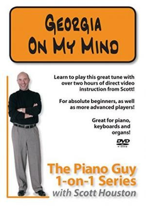 The Piano Guy Video On Demand Store Georgia On My Mind