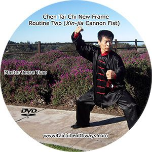 Chen Tai Chi New Frame Routine Two (Xin Jia Cannon Fist)