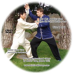 Tai Chi Application In Chen Old Frame Routine One [DISC2]