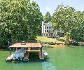 Hatteras On Lanier | Offered at: $795,000   | Located on: Admirals Point