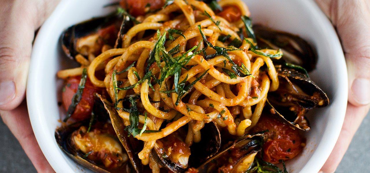 Sotto Chef's Favorite Non-Italian Noodles in LA