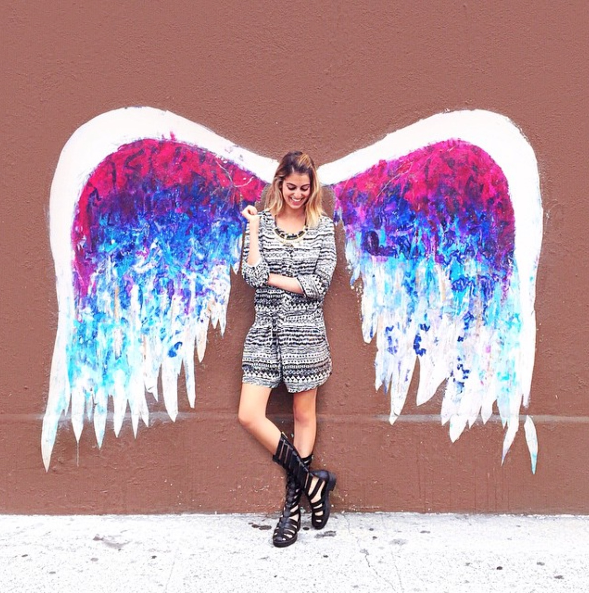 Wall Mural Painting Ideas Fashionlaine S 8 Great Photo Backdrops In La