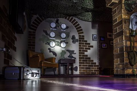Best Horror-Themed Escape Rooms in Los Angeles