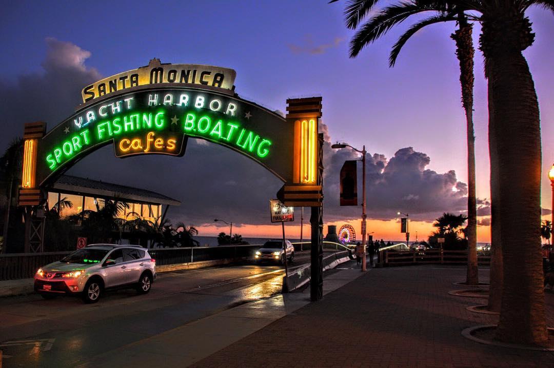 Good Seafood Restaurants Santa Monica