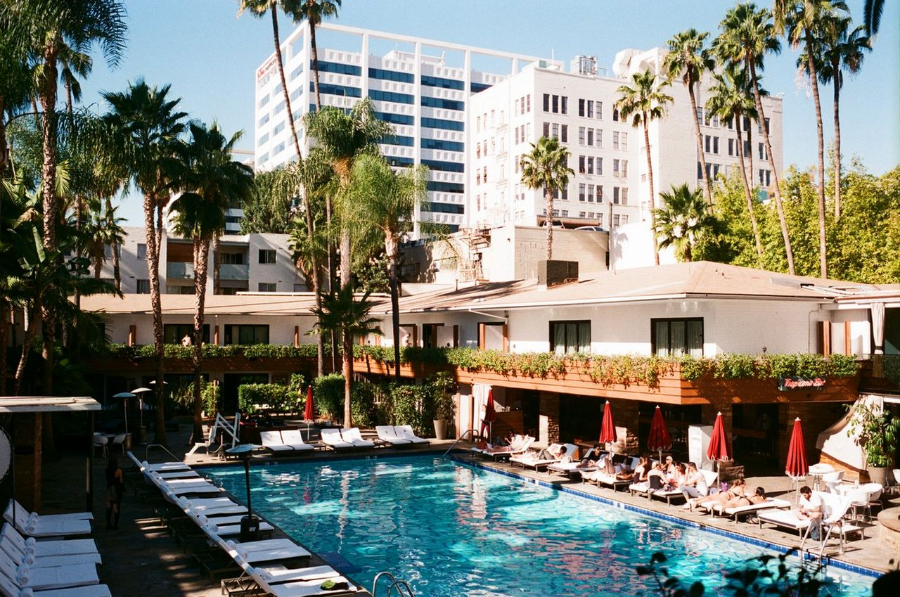 Nice Hotels In Hollywood Ca